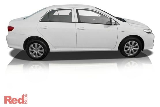 2010 Toyota Corolla Ascent ZRE152R MY11