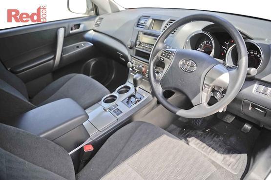 2013 Toyota Kluger KX-R GSU40R