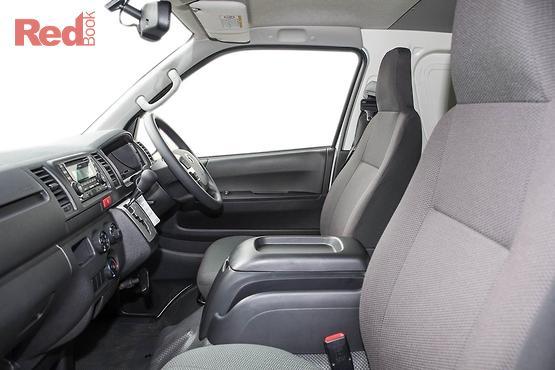 2015 Toyota Hiace LWB KDH201R