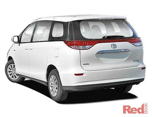 Toyota Tarago GLi