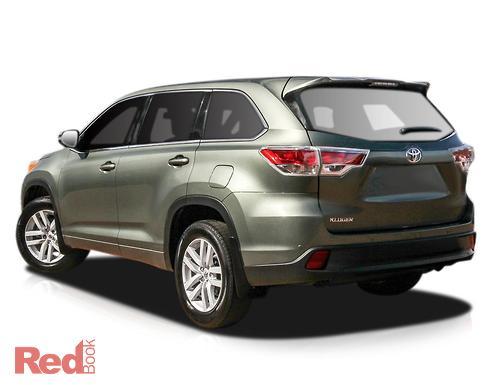 Toyota Kluger GX