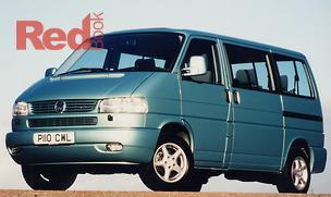 Caravelle T4 Bus GLS