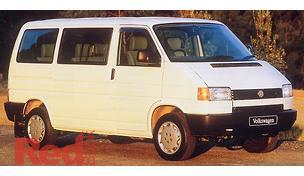 Caravelle T4 Bus