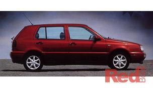 Golf Hatchback GL