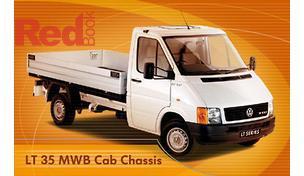Lt LT35 Cab Chassis MWB