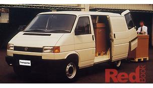 Transporter T4 Van