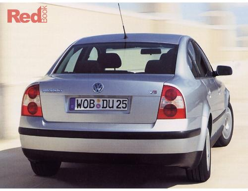 Passat GP MY2005 Sedan V5