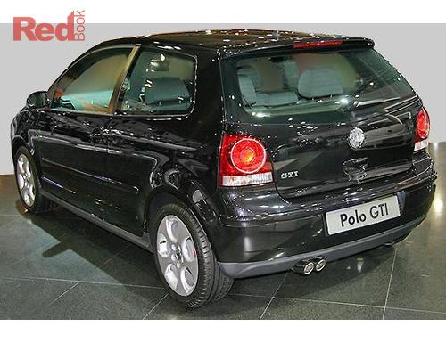 volkswagen polo 2007 9n my08 gti hatchback 3dr man 5sp 1. Black Bedroom Furniture Sets. Home Design Ideas