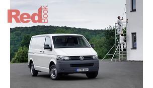 Volkswagen Transporter T5 MY10 LRf f1