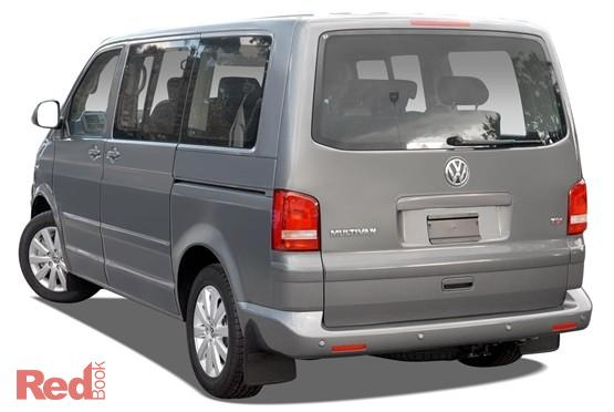 2011 Volkswagen Multivan Comfortline T5 MY11