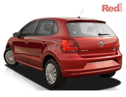 Volkswagen Polo 66TSI Trendline