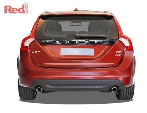 V60 F Series Wagon D5