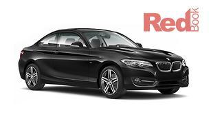 BMW 2 Series 220d Sport Line