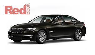 BMW 7 Series 730d