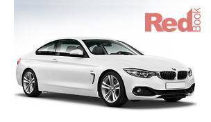 BMW 4 Series 420D Sport Line