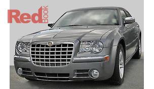 300c MY2008 Sedan
