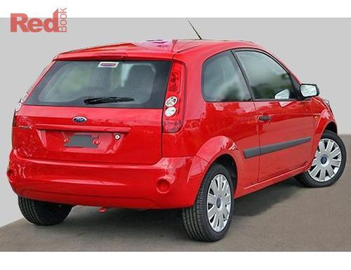 Fiesta WQ Hatchback LX