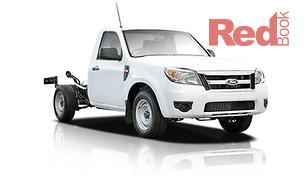 Ranger PK Cab Chassis XL