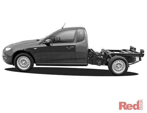 Falcon Ute FG MkII Cab Chassis Extended Cab