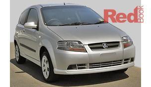 Barina TK MY08 Hatchback