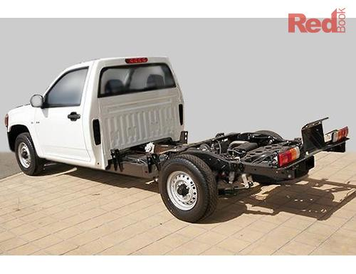 Colorado RC Cab Chassis DX