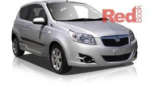 Barina TK Hatchback