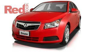 Holden Cruze CD