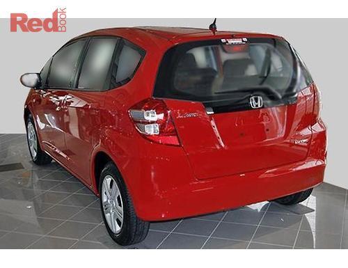 Jazz GE MY09 Hatchback VTi