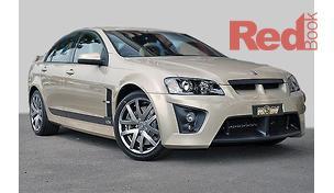 Clubsport E Series Sedan R8