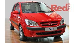 Getz TB MY07 Hatchback S
