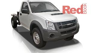 D-Max Cab Chassis SX