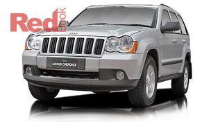 Grand Cherokee WH Wagon Laredo