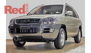 Sportage KM2 Wagon LX