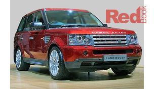 Range Rover Sport L320 08MY Wagon TdV6