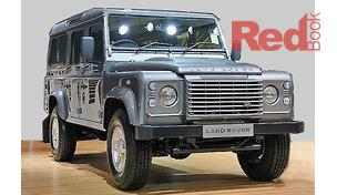 Defender 110 07MY Wagon