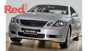 GS450h GWS191R Sedan