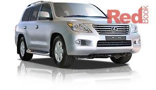 LX570 URJ201R Wagon Sports