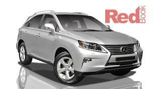 RX350 GGL15R Wagon Luxury