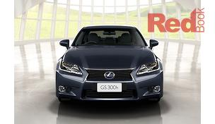 Lexus GS GS300h Luxury