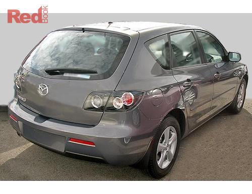 3 BK10F2 Hatchback MaXX
