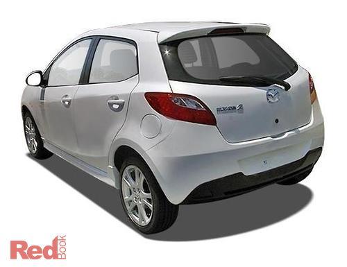 2 DE10Y1 Hatchback Genki