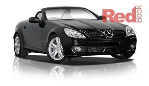 Mercedes-Benz SLK-Class SLK200 Kompressor