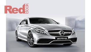Mercedes-Benz CLS-Class CLS63 AMG S