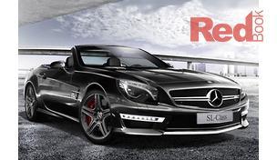 Mercedes-Benz SL-Class SL63 AMG