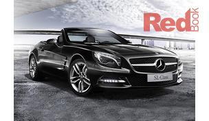 Mercedes-Benz SL-Class SL400