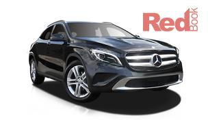 Mercedes-Benz GLA-Class GLA200 d
