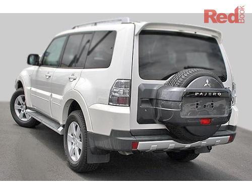 Pajero NS Wagon VR-X
