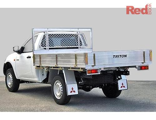 Triton ML MY09 Cab Chassis GL