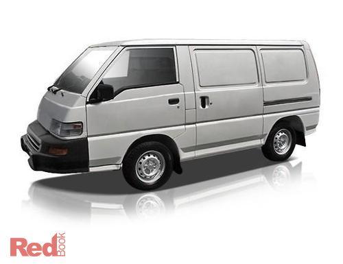 Express SJ Van