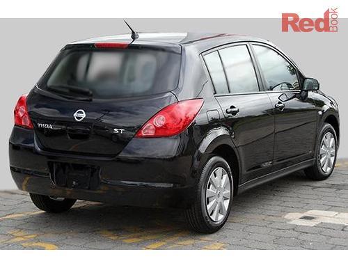 Tiida C11 MY07 Hatchback ST